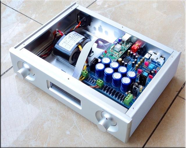 Review of Breeze Audio ES9018K2M XMOS USB Bluetooth DAC ...