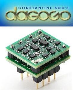 dagogo review of sparkos labs discrete op amp