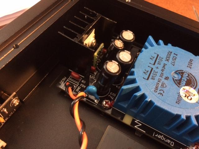 audio voltage reg upgrade singxer su-1dac