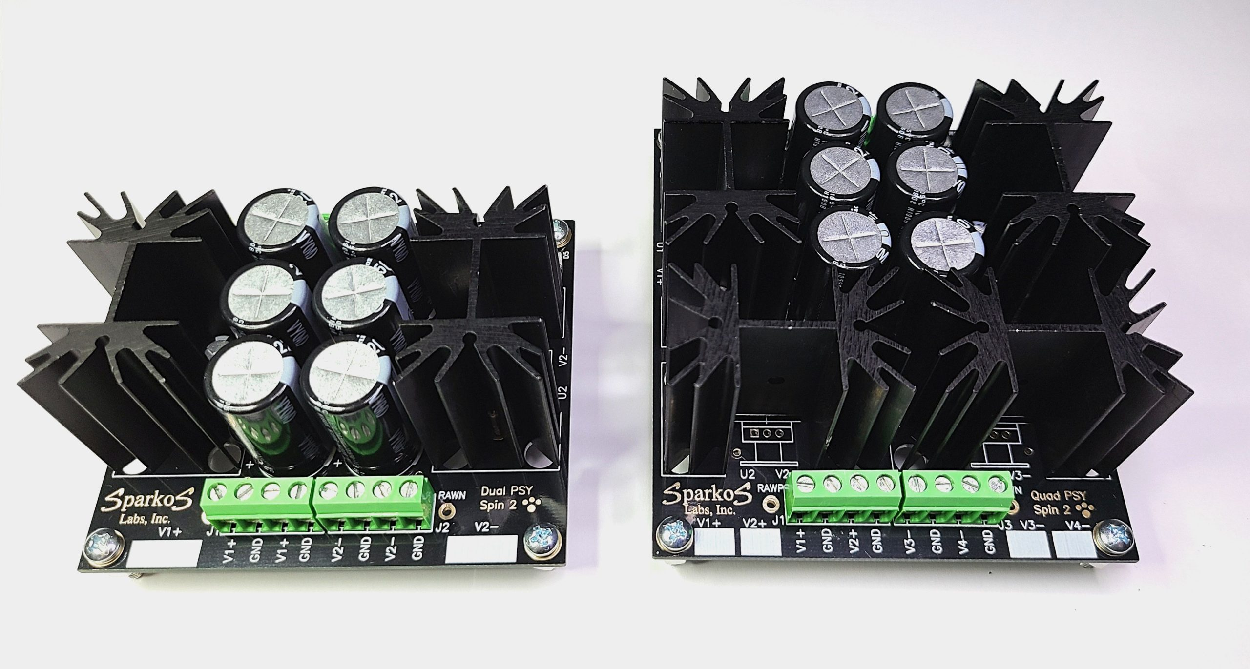 Audio Power Supplies
