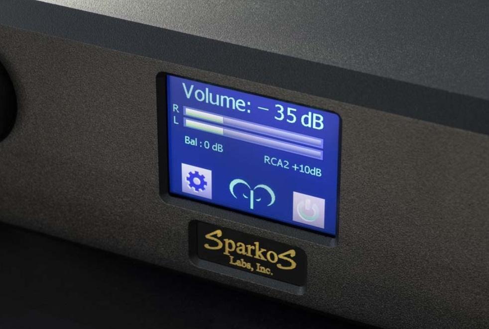 Aries Headphone amp Sparkos Labs